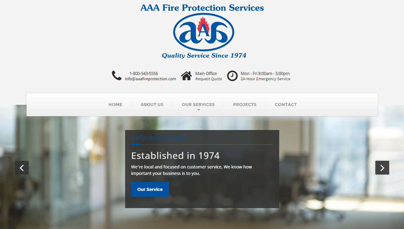 AAA Fire Protection Products