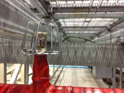 Fire Sprinkler Repairs